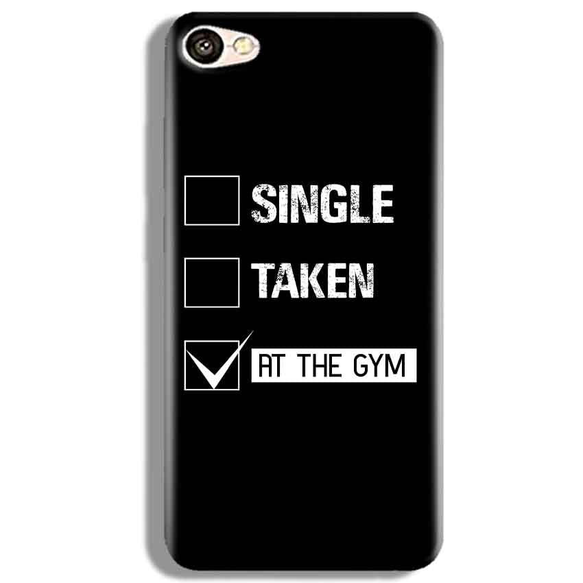 Vivo V5 Mobile Covers Cases Single Taken At The Gym - Lowest Price - Paybydaddy.com