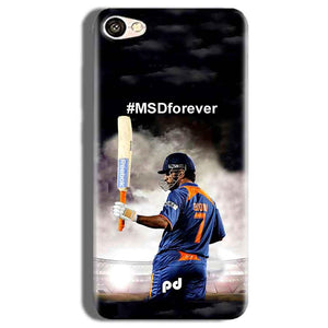 Vivo V5s Mobile Covers Cases MS dhoni Forever - Lowest Price - Paybydaddy.com