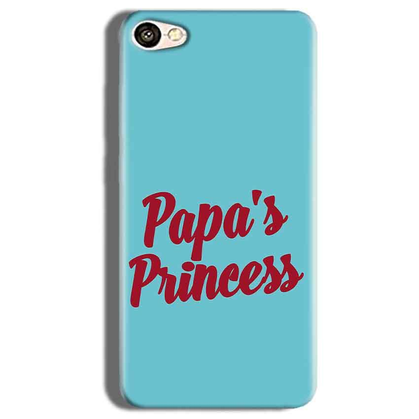 Vivo V5s Mobile Covers Cases Papas Princess - Lowest Price - Paybydaddy.com