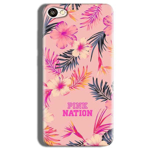Vivo V5s Mobile Covers Cases Pink nation - Lowest Price - Paybydaddy.com
