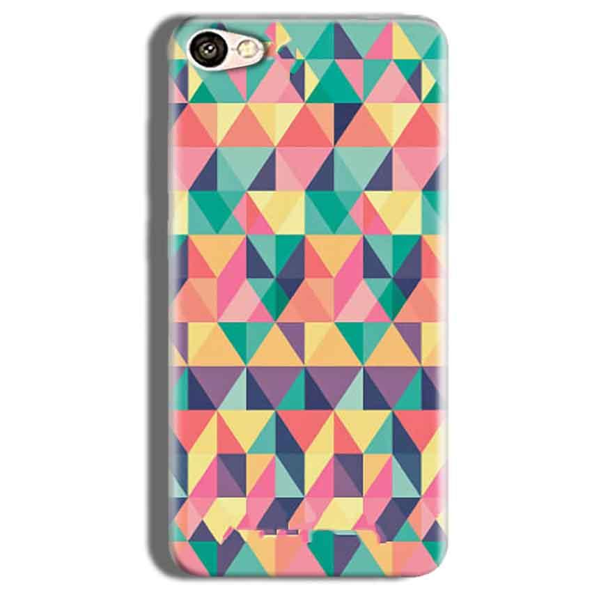 Vivo V5s Mobile Covers Cases Prisma coloured design - Lowest Price - Paybydaddy.com