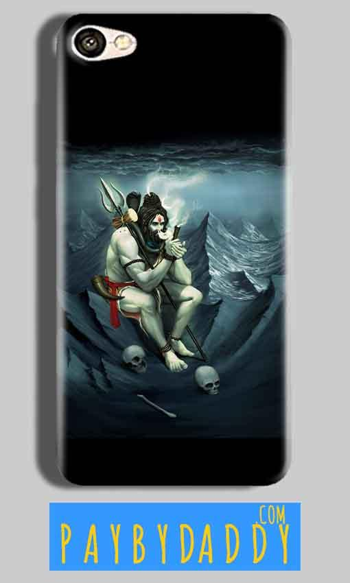 Vivo V5s Mobile Covers Cases Shiva Smoking - Lowest Price - Paybydaddy.com