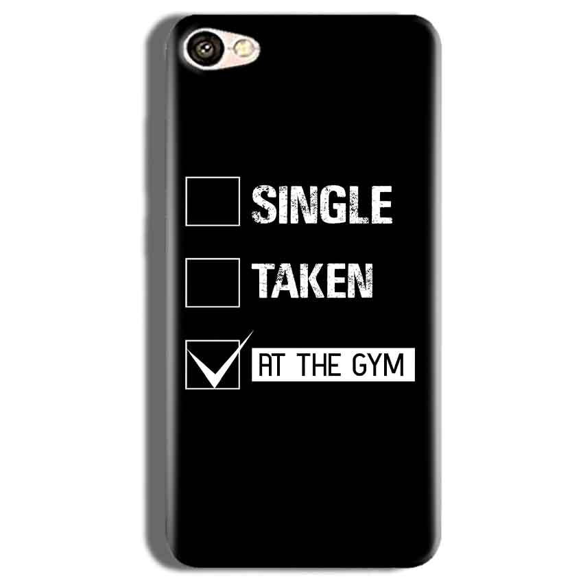 Vivo V5s Mobile Covers Cases Single Taken At The Gym - Lowest Price - Paybydaddy.com