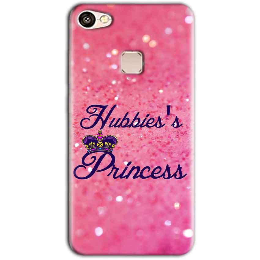 Vivo V7 Mobile Covers Cases Hubbies Princess - Lowest Price - Paybydaddy.com