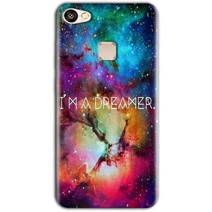 Vivo V7 Mobile Covers Cases I am Dreamer - Lowest Price - Paybydaddy.com