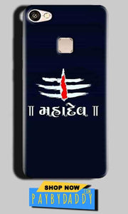 Vivo V7 Mobile Covers Cases Mahadev - Lowest Price - Paybydaddy.com