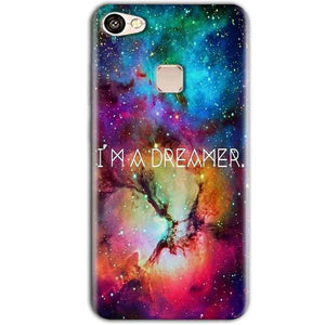 Vivo V7 Plus Mobile Covers Cases I am Dreamer - Lowest Price - Paybydaddy.com
