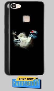 Vivo V7 Plus Mobile Covers Cases Shiva Aghori Smoking - Lowest Price - Paybydaddy.com