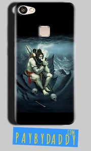 Vivo V7 Plus Mobile Covers Cases Shiva Smoking - Lowest Price - Paybydaddy.com
