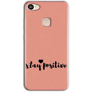 Vivo V7 Mobile Covers Cases Stay Positive - Lowest Price - Paybydaddy.com