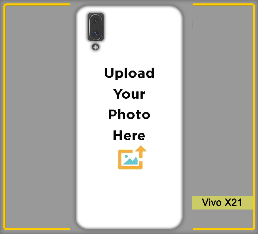 Customized Vivo X21 Mobile Phone Covers & Back Covers with your Text & Photo