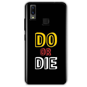 Vivo X21 Mobile Covers Cases DO OR DIE - Lowest Price - Paybydaddy.com
