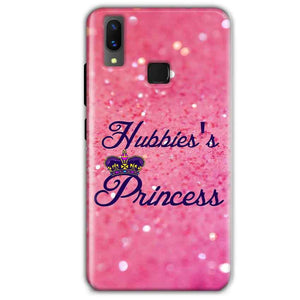 Vivo X21 Mobile Covers Cases Hubbies Princess - Lowest Price - Paybydaddy.com