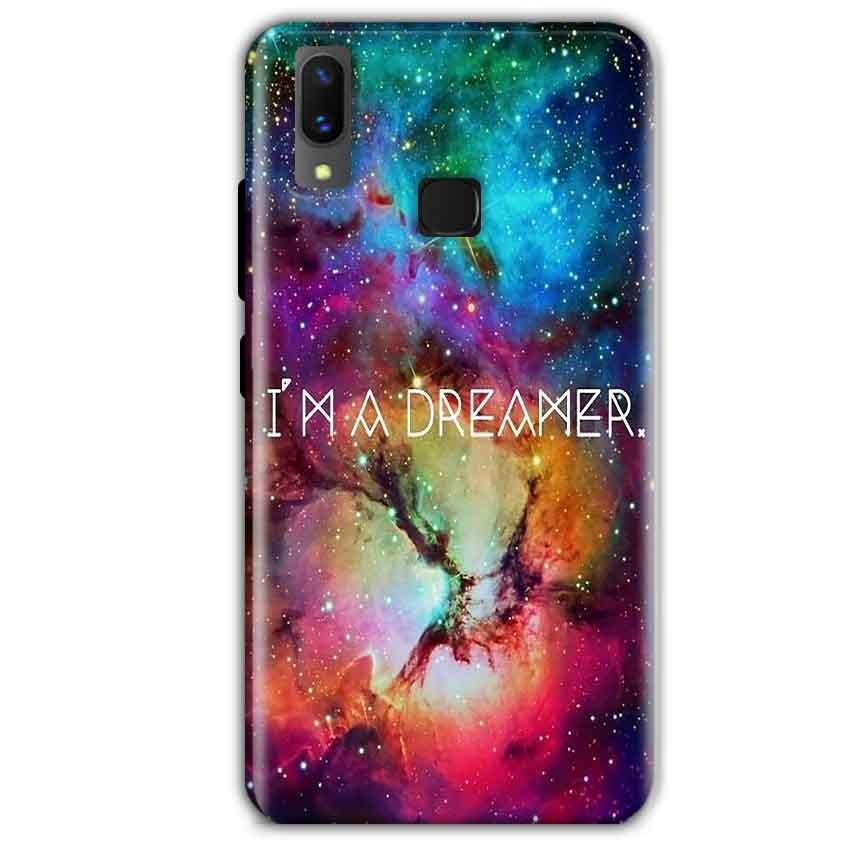 Vivo X21 Mobile Covers Cases I am Dreamer - Lowest Price - Paybydaddy.com