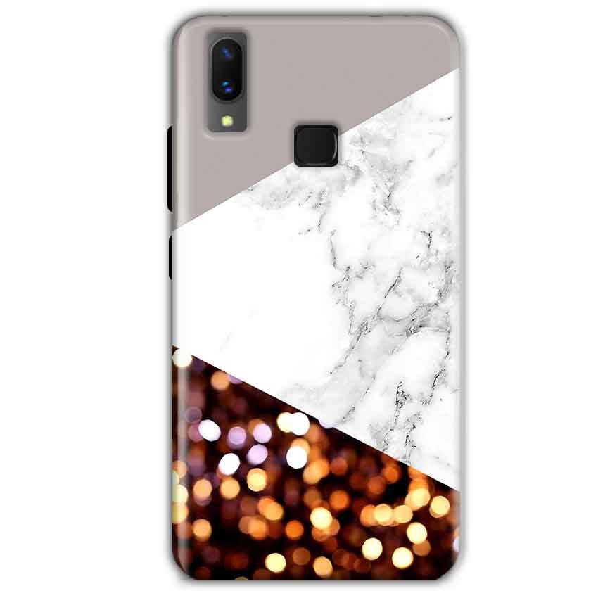 Vivo X21 Mobile Covers Cases MARBEL GLITTER - Lowest Price - Paybydaddy.com