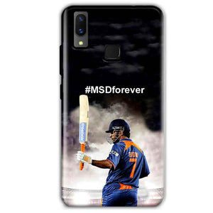 Vivo X21 Mobile Covers Cases MS dhoni Forever - Lowest Price - Paybydaddy.com