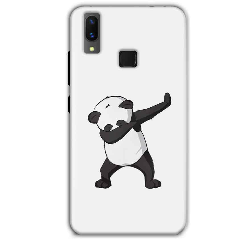 Vivo X21 Mobile Covers Cases Panda Dab - Lowest Price - Paybydaddy.com