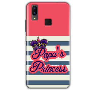 Vivo X21 Mobile Covers Cases Papas Princess - Lowest Price - Paybydaddy.com