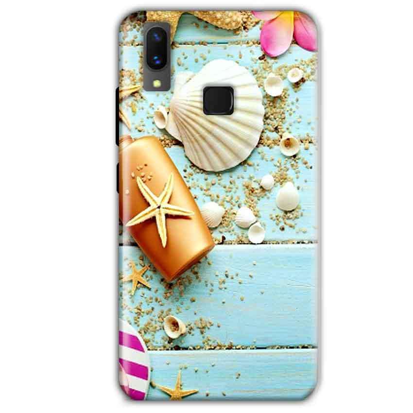 Vivo X21 Mobile Covers Cases Pearl Star Fish - Lowest Price - Paybydaddy.com