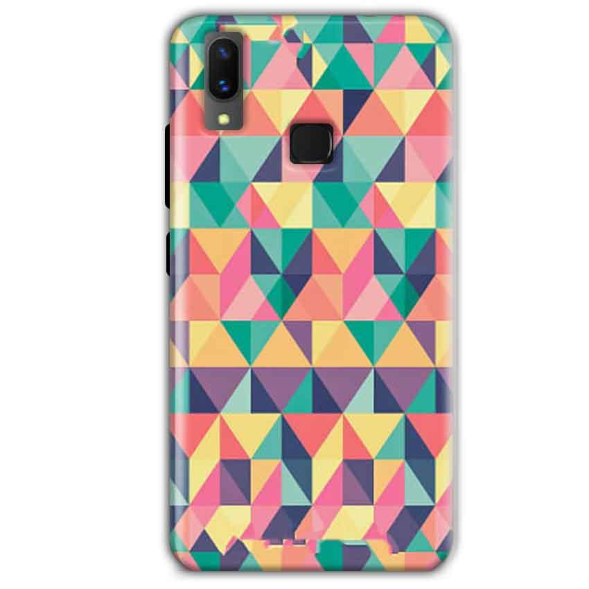 Vivo X21 Mobile Covers Cases Prisma coloured design - Lowest Price - Paybydaddy.com