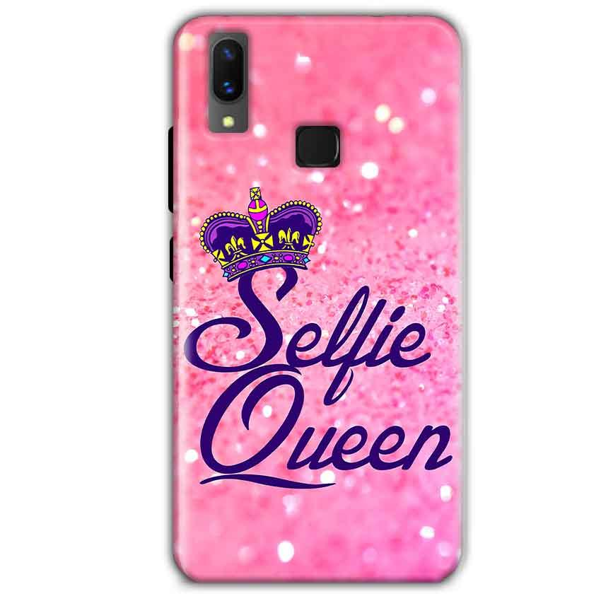 Vivo X21 Mobile Covers Cases Selfie Queen - Lowest Price - Paybydaddy.com