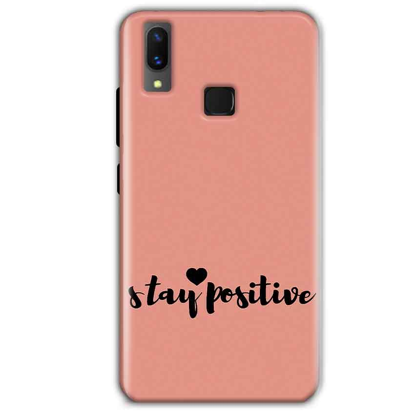 Vivo X21 Mobile Covers Cases Stay Positive - Lowest Price - Paybydaddy.com