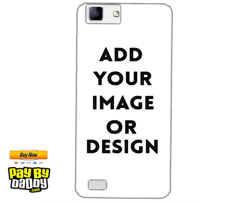 Customized Vivo X5 Max Mobile Phone Covers & Back Covers with your Text & Photo