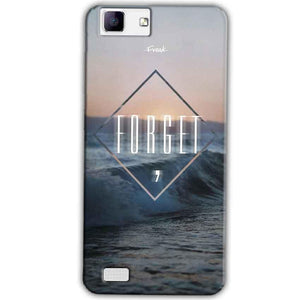 Vivo X5Max Mobile Covers Cases Forget Quote Something Different - Lowest Price - Paybydaddy.com