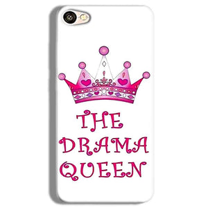 Vivo X5Pro Mobile Covers Cases Drama Queen - Lowest Price - Paybydaddy.com