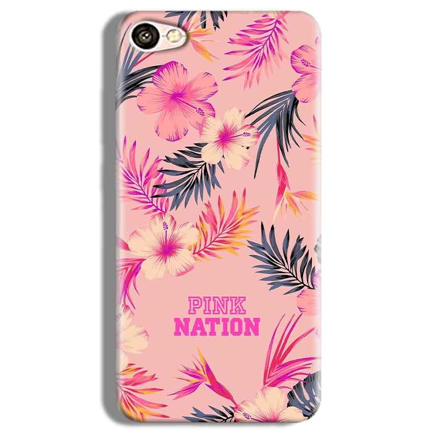 Vivo X5Pro Mobile Covers Cases Pink nation - Lowest Price - Paybydaddy.com