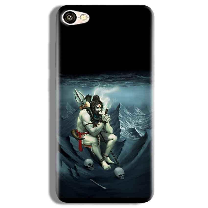 Vivo X5Pro Mobile Covers Cases Shiva Smoking - Lowest Price - Paybydaddy.com