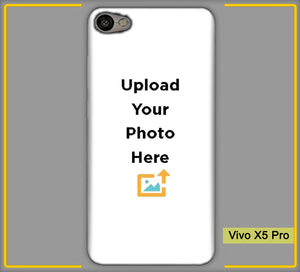 Customized Vivo X5 Pro Mobile Phone Covers & Back Covers with your Text & Photo