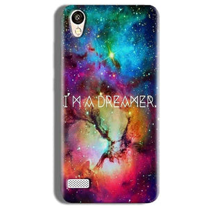 Vivo Y11 Mobile Covers Cases I am Dreamer - Lowest Price - Paybydaddy.com