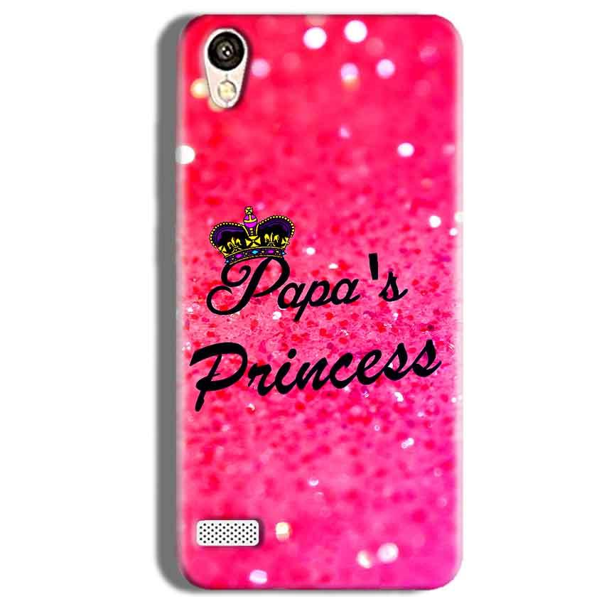 Vivo Y11 Mobile Covers Cases PAPA PRINCESS - Lowest Price - Paybydaddy.com