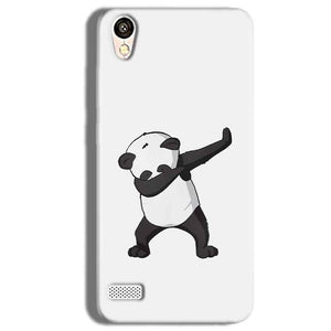 Vivo Y11 Mobile Covers Cases Panda Dab - Lowest Price - Paybydaddy.com