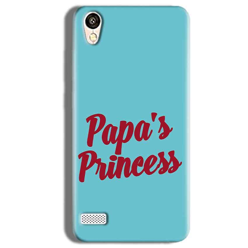 Vivo Y11 Mobile Covers Cases Papas Princess - Lowest Price - Paybydaddy.com