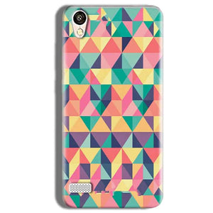 Vivo Y11 Mobile Covers Cases Prisma coloured design - Lowest Price - Paybydaddy.com