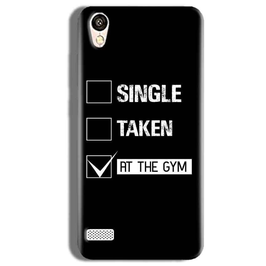 Vivo Y11 Mobile Covers Cases Single Taken At The Gym - Lowest Price - Paybydaddy.com