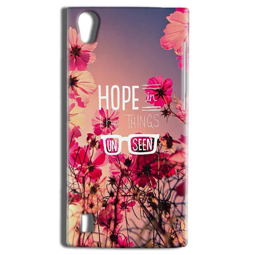 Vivo Y15 Mobile Covers Cases Hope in the Things Unseen- Lowest Price - Paybydaddy.com