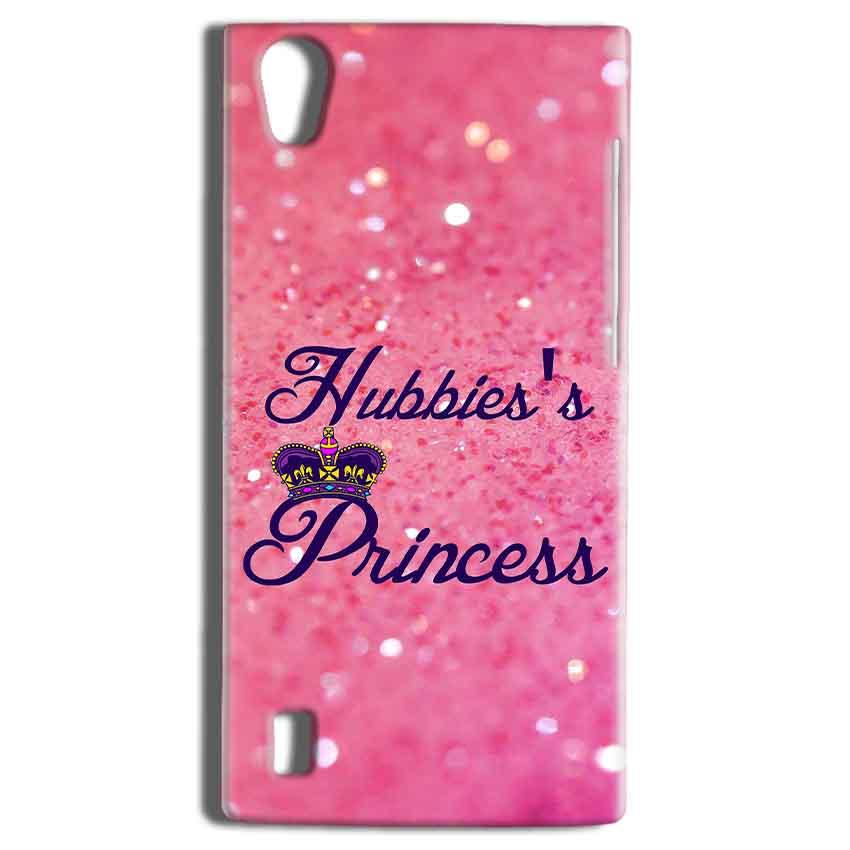 Vivo Y15 Mobile Covers Cases Hubbies Princess - Lowest Price - Paybydaddy.com