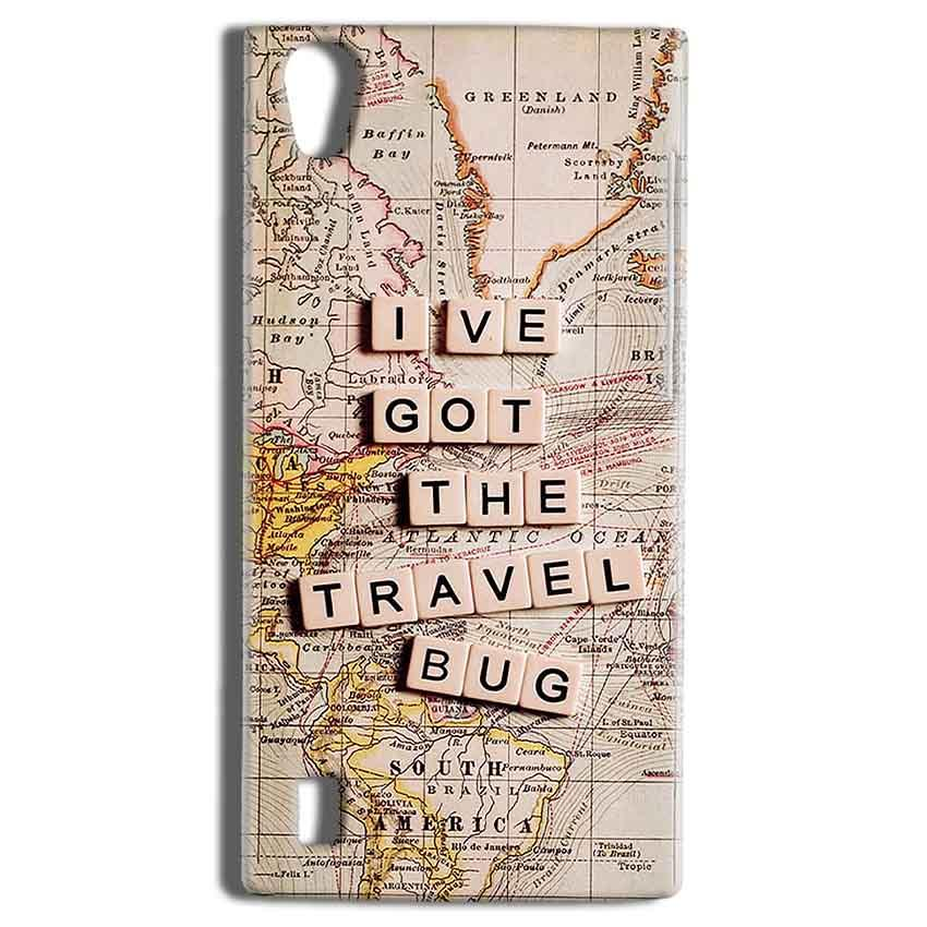 Vivo Y15 Mobile Covers Cases Live Travel Bug - Lowest Price - Paybydaddy.com