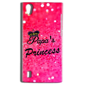 Vivo Y15 Mobile Covers Cases PAPA PRINCESS - Lowest Price - Paybydaddy.com