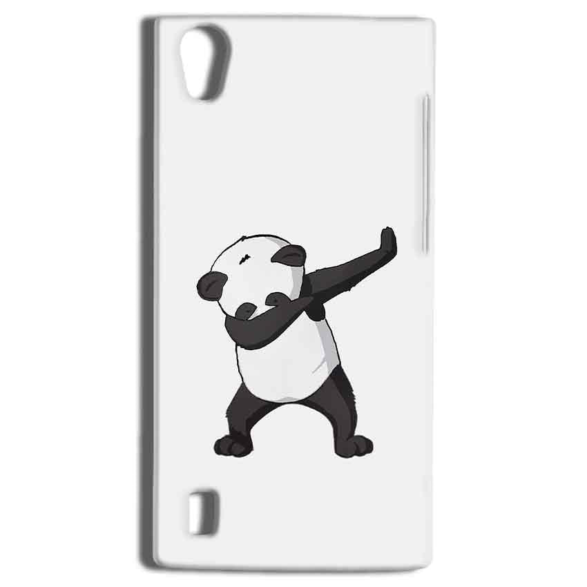 Vivo Y15 Mobile Covers Cases Panda Dab - Lowest Price - Paybydaddy.com