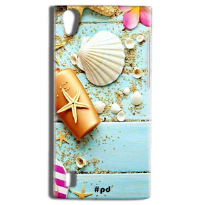 Vivo Y15 Mobile Covers Cases Pearl Star Fish - Lowest Price - Paybydaddy.com