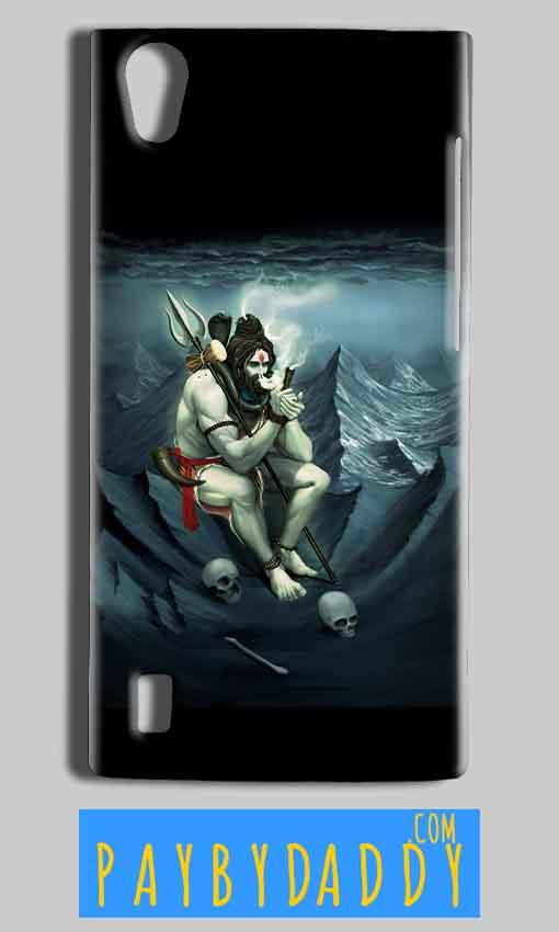Vivo Y15 Mobile Covers Cases Shiva Smoking - Lowest Price - Paybydaddy.com