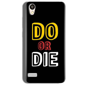 Vivo Y18L Mobile Covers Cases DO OR DIE - Lowest Price - Paybydaddy.com