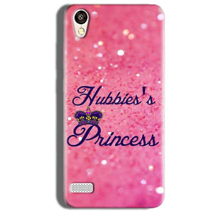 Vivo Y18L Mobile Covers Cases Hubbies Princess - Lowest Price - Paybydaddy.com