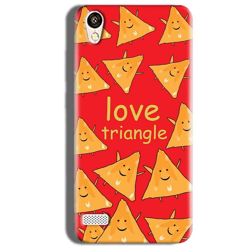 Vivo Y18L Mobile Covers Cases Love Triangle - Lowest Price - Paybydaddy.com