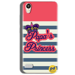 Vivo Y18L Mobile Covers Cases Papas Princess - Lowest Price - Paybydaddy.com