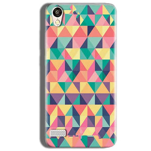 Vivo Y18L Mobile Covers Cases Prisma coloured design - Lowest Price - Paybydaddy.com